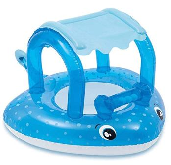 Intex Stingray Ride-On Baby Float