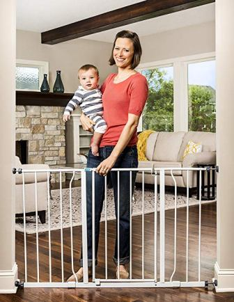 Regalo Easy Open Extra Wide 47 Inch Baby Gate