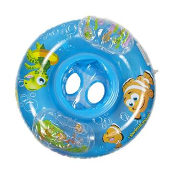 SwimSchool Aquarium Baby Boat