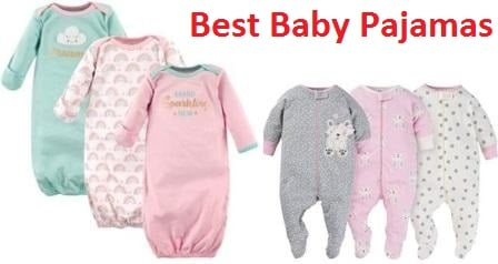 Top 15 Best Baby Pajamas in 2019