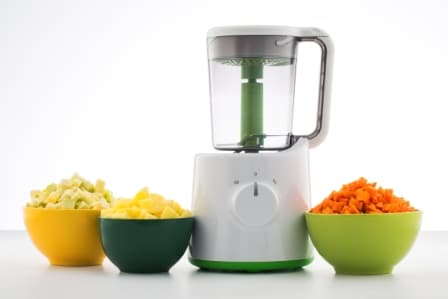 Top 10 Best Baby Food Steamers and Blenders in 2020