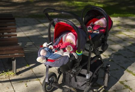 Top 15 Best Compact Double Strollers in 2020