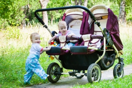 Top 15 Best Double Strollers for Travel in 2020