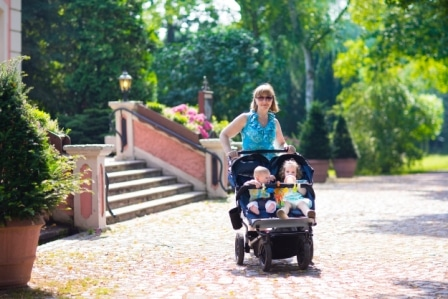 Top 15 Best Lightweight Double Strollers in 2020