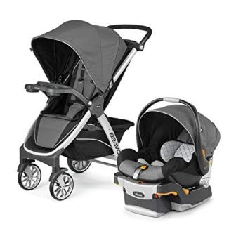 Chicco Bravo Travel System (Trio – Nottingham)