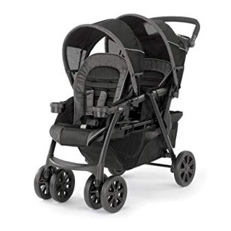Chicco Cortina Together Minerale Double Stroller