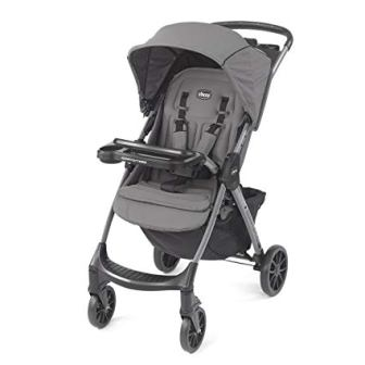 Chicco Mini Bravo Plus Graphite Lightweight Stroller (Graphite)