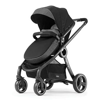 Chicco Urban Modular Full Size Stroller (6-in-1 Minerale)