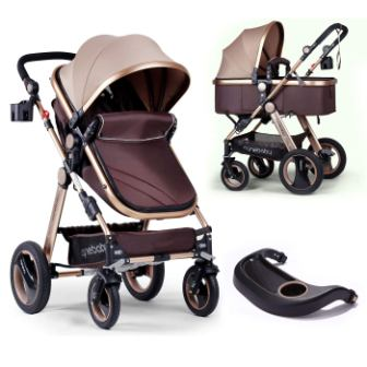 Cybebaby Convertible Newborn and Toddler Stroller