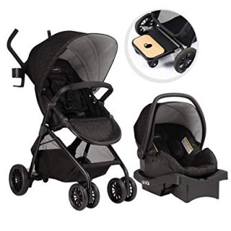 Evenflo Sibby Travel System Stroller