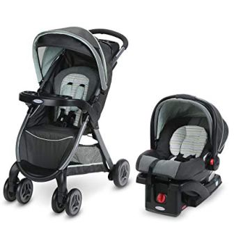 GRACO FAST-ACTION FOLD TRAVEL SYSTEM